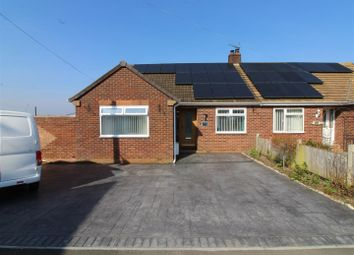 Thumbnail 2 bed semi-detached bungalow for sale in Woodside Avenue, Cinderford