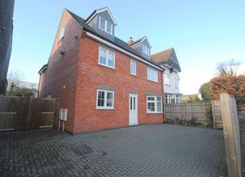 Thumbnail 5 bed detached house for sale in Higham Road, Rushden