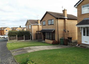 Thumbnail 3 bed detached house for sale in Greenwood Avenue, Upton, Pontefract, West Yorkshire