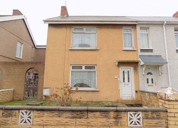 Thumbnail 2 bed semi-detached house for sale in St Pauls Road, Port Talbot, Neath Port Talbot.