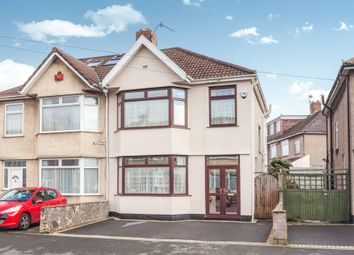 Thumbnail 3 bed semi-detached house for sale in Hendre Road, Ashton, Bristol
