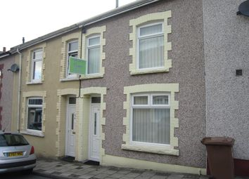 Thumbnail 2 bed terraced house for sale in Church Street, Aberbargoed