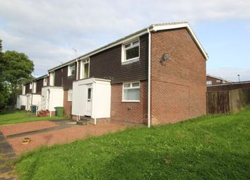 Thumbnail 2 bedroom flat to rent in Milsted Close, Sunderland