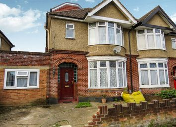 Thumbnail 5 bed semi-detached house for sale in St. Michaels Crescent, Luton