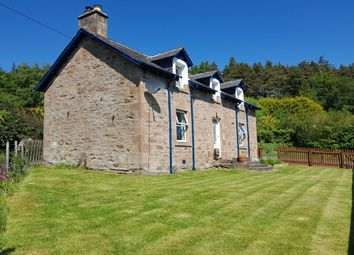 Thumbnail 3 bed detached house to rent in Chapel Road, Evanton, Dingwall
