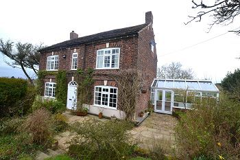 Thumbnail 5 bedroom detached house to rent in Wood Lane West, Adlington, Cheshire