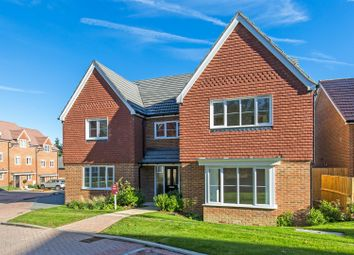 Thumbnail 5 bed detached house for sale in Canville Rise, Westerham
