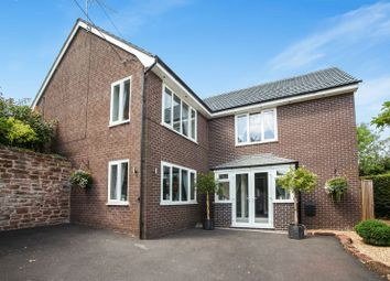 Thumbnail 4 bed detached house for sale in Eaton Lane, Tarporley