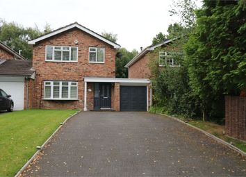 Thumbnail 3 bed detached house to rent in Osprey Drive, Wilmslow, Cheshire