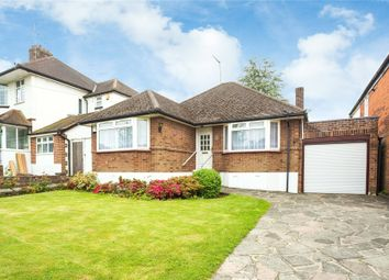 Thumbnail 2 bedroom detached bungalow for sale in Holmwood Avenue, Shenfield, Brentwood, Essex
