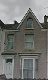 Thumbnail 4 bedroom terraced house to rent in St Helens Avenue, Brynmill, Swansea