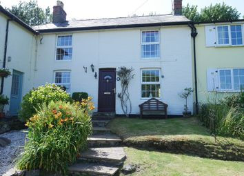 Thumbnail 4 bed terraced house for sale in Kemming Road, Whitwell, Ventnor, Isle Of Wight.