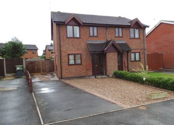 Thumbnail 3 bed semi-detached house to rent in Sunningdale, Grantham