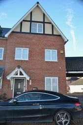 Thumbnail 3 bedroom end terrace house to rent in The Sandlings, Martlesham, Woodbridge