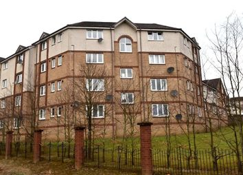 Thumbnail 2 bed flat for sale in Haymarket Crescent, Livingston