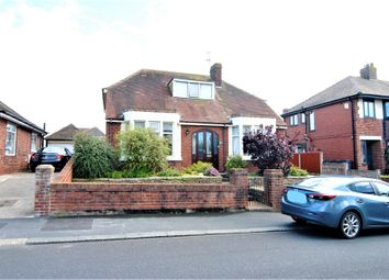 Thumbnail 3 bed detached bungalow for sale in Bertrand Avenue, Blackpool