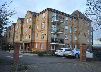 Thumbnail 1 bed flat for sale in Wharfside Close, Erith