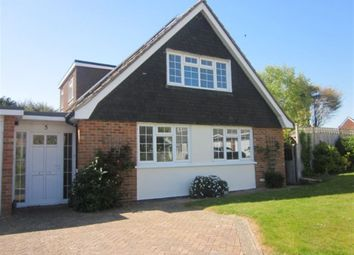 Thumbnail 5 bed property to rent in Gresham Close, Eastbourne