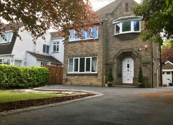 Thumbnail 4 bed detached house for sale in Adel Lane, Adel, Leeds