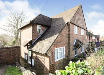 Thumbnail 2 bed maisonette for sale in Dale View, Haslemere