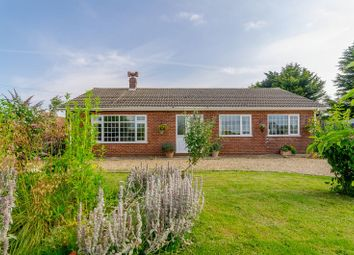 Thumbnail 3 bed detached bungalow for sale in Cheal Road, Gosberton, Spalding