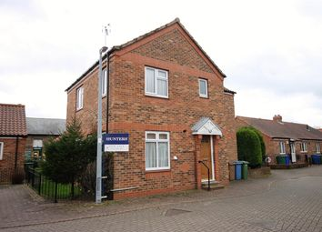 Thumbnail 3 bedroom link-detached house for sale in Stewart Court, The Balk, Pocklington, York