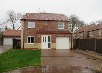 Thumbnail 4 bed detached house to rent in Franklin Way, Barrow Upon Humber