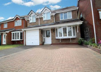 Thumbnail 4 bedroom detached house for sale in Upsons Way, Kesgrave, Ipswich