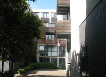 Thumbnail 3 bed flat to rent in Dalston Lane, Hackney