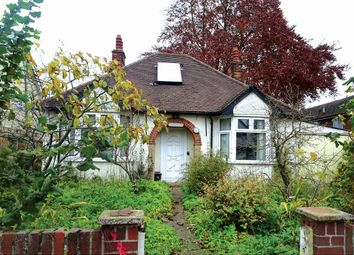 Thumbnail 2 bed bungalow for sale in Nurses Bungalow, High Street, Bishop's Stortford, Essex