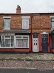 Thumbnail 2 bed terraced house for sale in Charles Road, Aston, Birmingham
