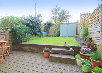 Thumbnail 3 bed terraced house for sale in Breach Close, Steyning