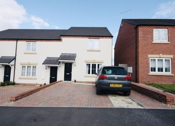 Thumbnail 2 bed terraced house for sale in Danby Close, Guisborough