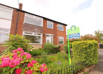 Thumbnail 4 bedroom semi-detached house for sale in Grass Mead, Denton, Manchester