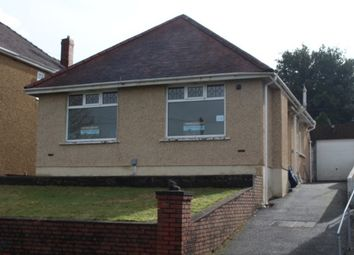 Thumbnail 2 bed property to rent in Mansel Road, Bonymaen, Swansea