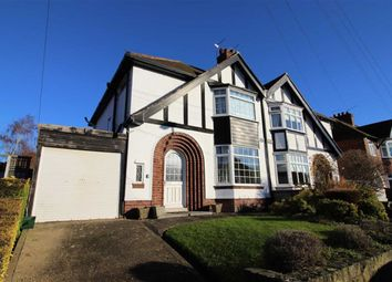 Thumbnail 3 bedroom semi-detached house for sale in Harewood Road, Allestree, Derby