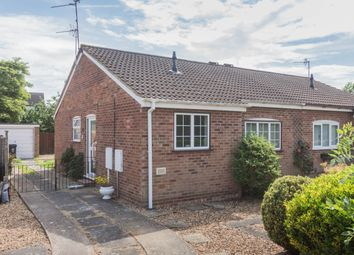 Thumbnail 2 bed semi-detached bungalow to rent in Laywood Close, Raunds, Wellingborough