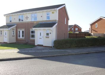 Thumbnail 3 bed semi-detached house for sale in Hampstead Park, Scartho Top, Grimsby, Lincolnshire