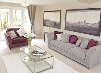 "Thumbnail 5 bedroom detached house for sale in ""Henley"" at Hassall Road, Alsager, Stoke-On-Trent"