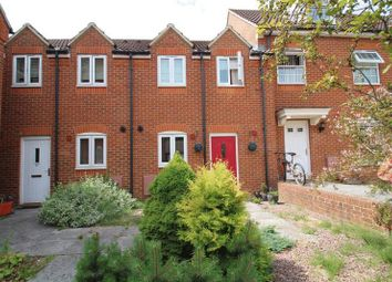 Thumbnail Terraced house for sale in Darling Close, Stratton St Margaret, Swindon