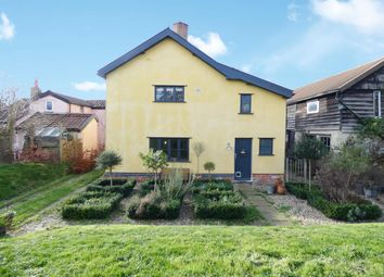 Thumbnail 4 bed detached house for sale in The Street, Hepworth, Diss