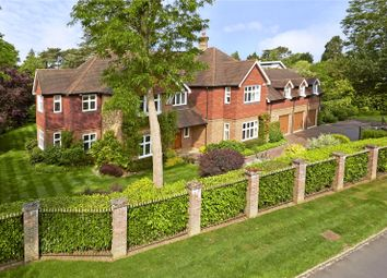 Thumbnail 5 bed detached house for sale in New Road, Esher, Surrey