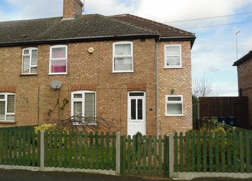 Thumbnail 3 bed terraced house for sale in Stonald Avenue, Whittlesey