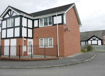 Thumbnail 2 bed flat to rent in Drillfield Court, Northwich