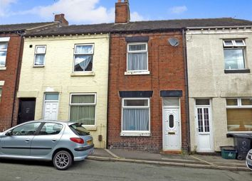 Thumbnail 2 bed terraced house for sale in Sutton Street, Chesterton, Newcastle-Under-Lyme