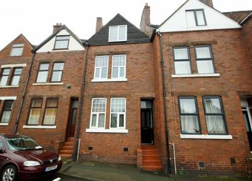 Thumbnail Town house for sale in Cruso Street, Leek