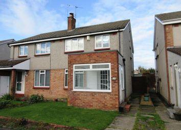 Thumbnail 3 bed semi-detached house to rent in De Quincey Road, Lasswade, Midlothian