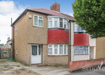 Thumbnail 3 bed semi-detached house for sale in Balfour Road, Southall