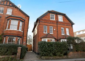 Thumbnail 4 bedroom semi-detached house for sale in Station Road, Marlow, Buckinghamshire