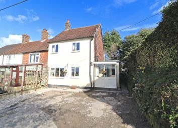 Thumbnail 2 bed cottage for sale in West End Cottage, Heathfield Road, Burwash Common